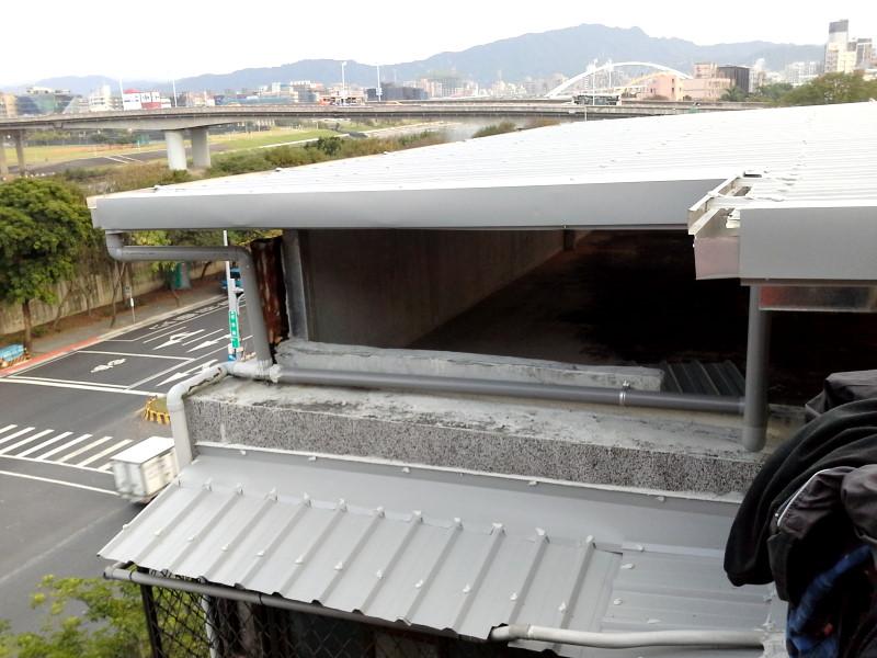 頂樓加蓋鐵皮屋工程