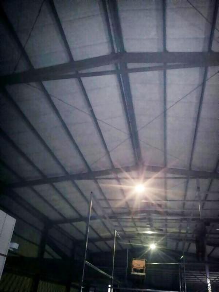 鐵皮屋工程-內部構造