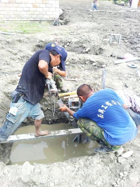 鐵皮屋工程-施做過程