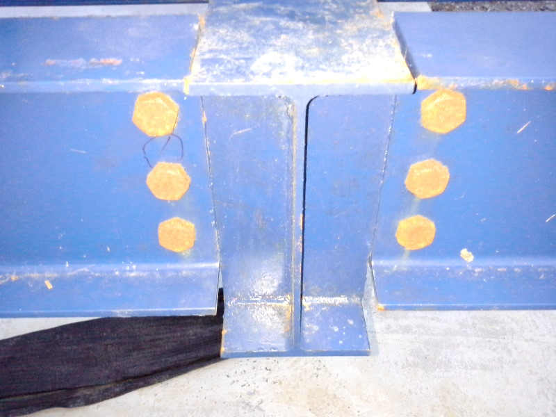 鋼架施工工程案例-2