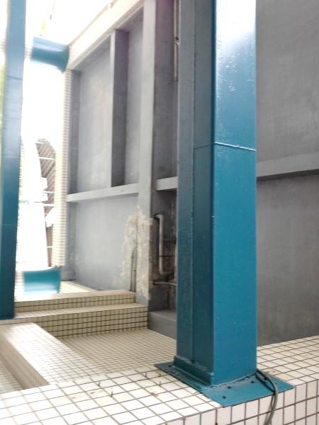 鋼架施工工程案例-5